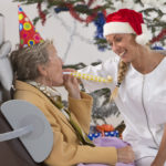 Christmas Nursing home